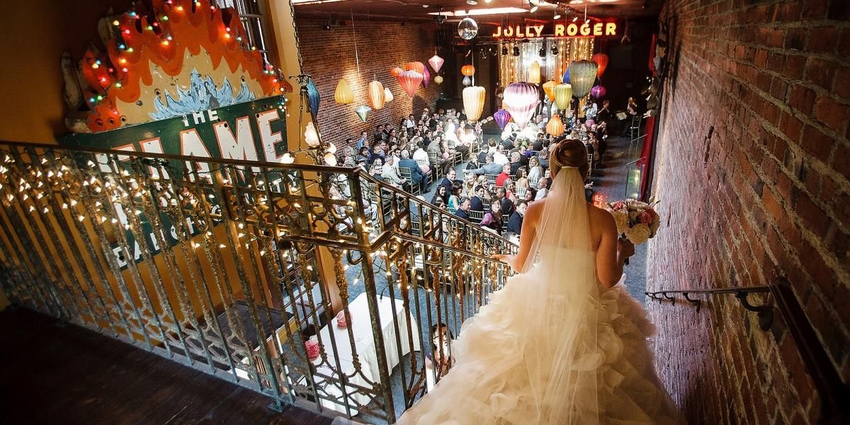 Ballroom weddings price out and compare