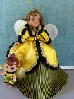 BRATZ GIRLZ DOLL HAPPY HALLOWEEN! COSTUME PARTY MARIE OSMOND BUMBLE BEE LOT #Doll #bratzdollcostume