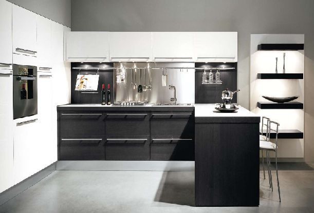 Black Kitchen Ideas :: Home design ideas,DIY Creative Ideas, Craft Ideas,Art Design