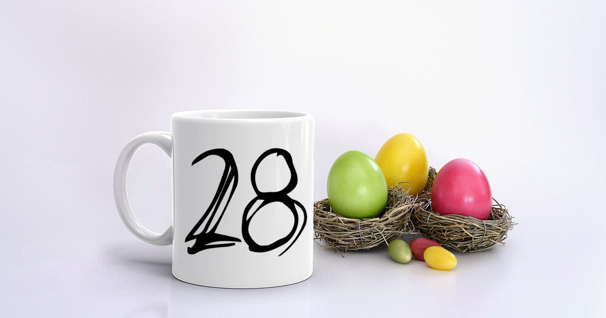 28th Birthday Funny Gifts Sarcastic 28 Years Bday Mug