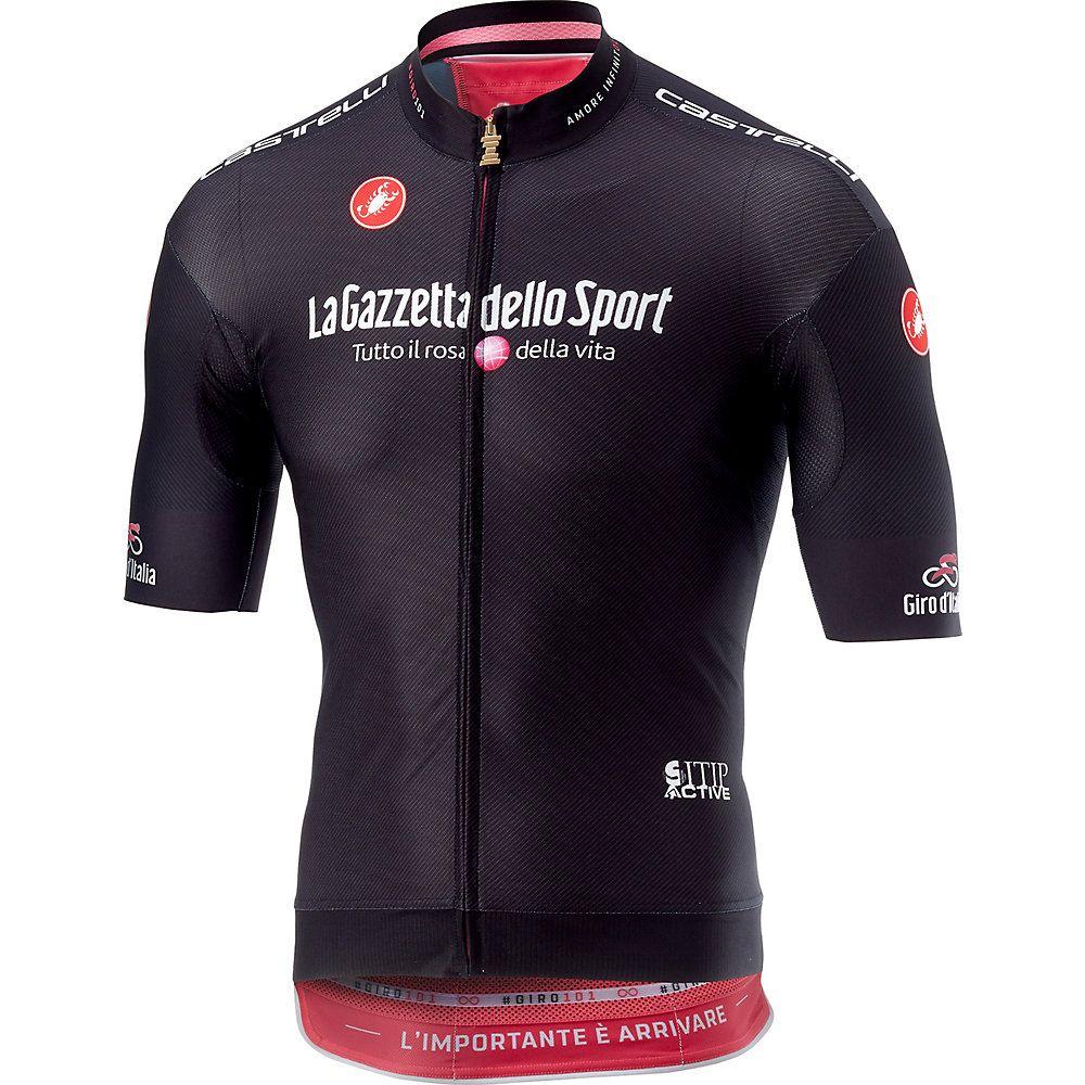 Castelli Giro Race Full Zip Jersey SS18  1face6915