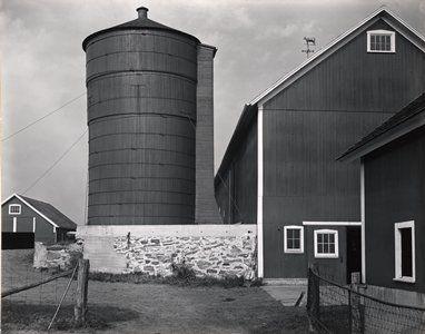 Edward Weston - 1941, Connecticut Barn