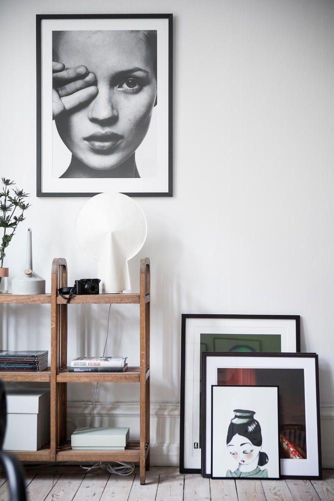 Style-Traum auf 47 Quadratmetern: Göteborger Apartment im lässigen ...
