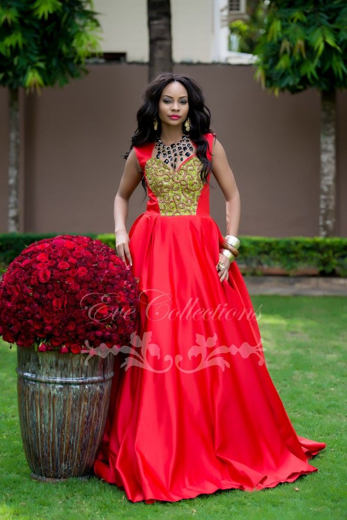 e3d712e0a77 In Love With Red ~African fashion