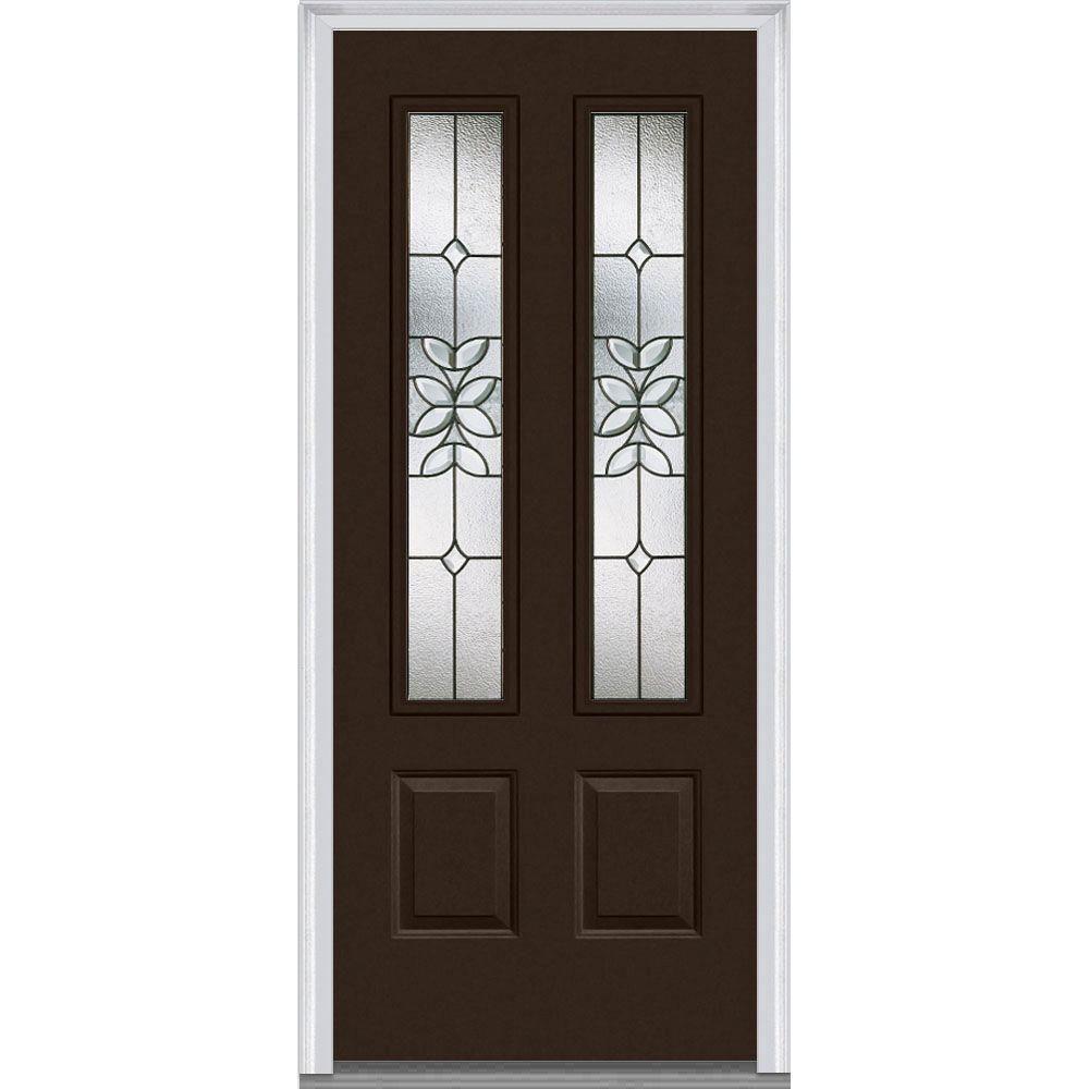Mmi Door 32 In X 80 In Cadence Right Hand Inswing 2 Lite