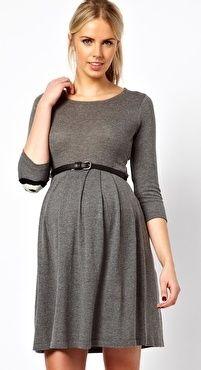61a8f4057 vestido gravida | Vestidos | Vestido de gravidez, Moda gravidez e ...