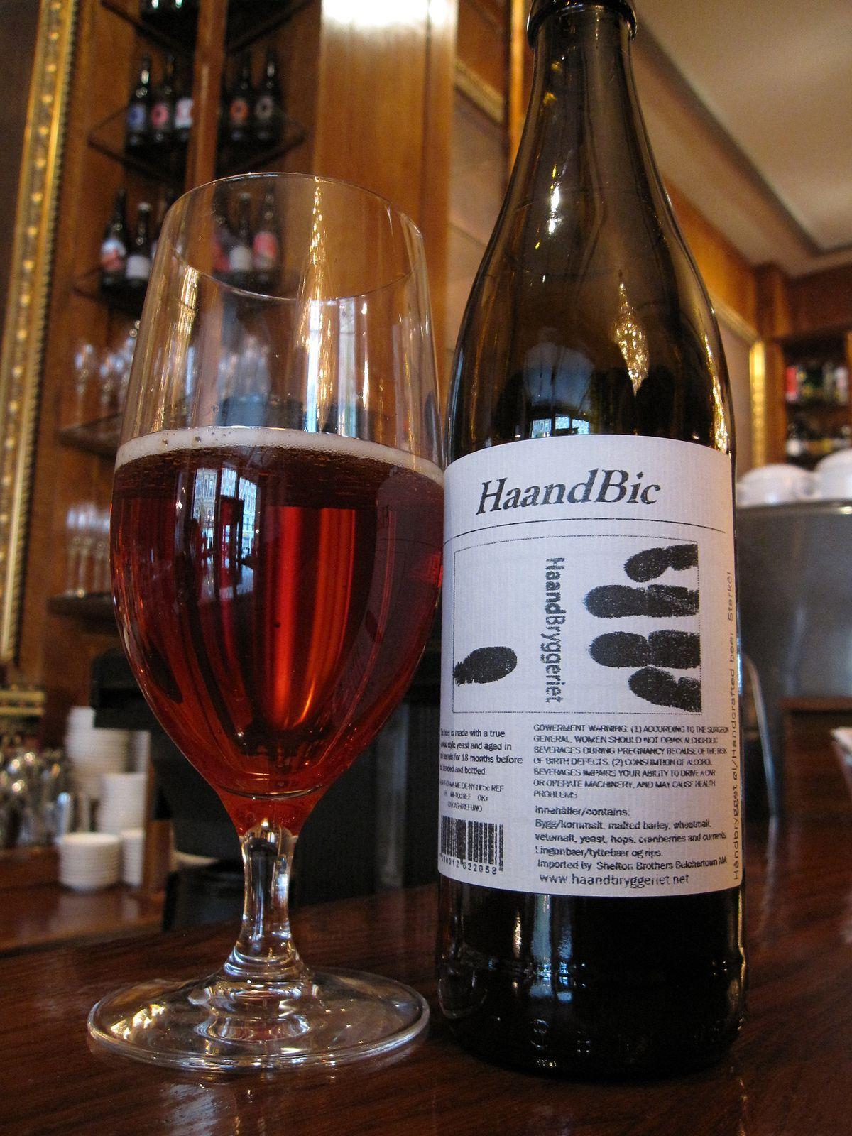 21++ Sour craft beer ontario information