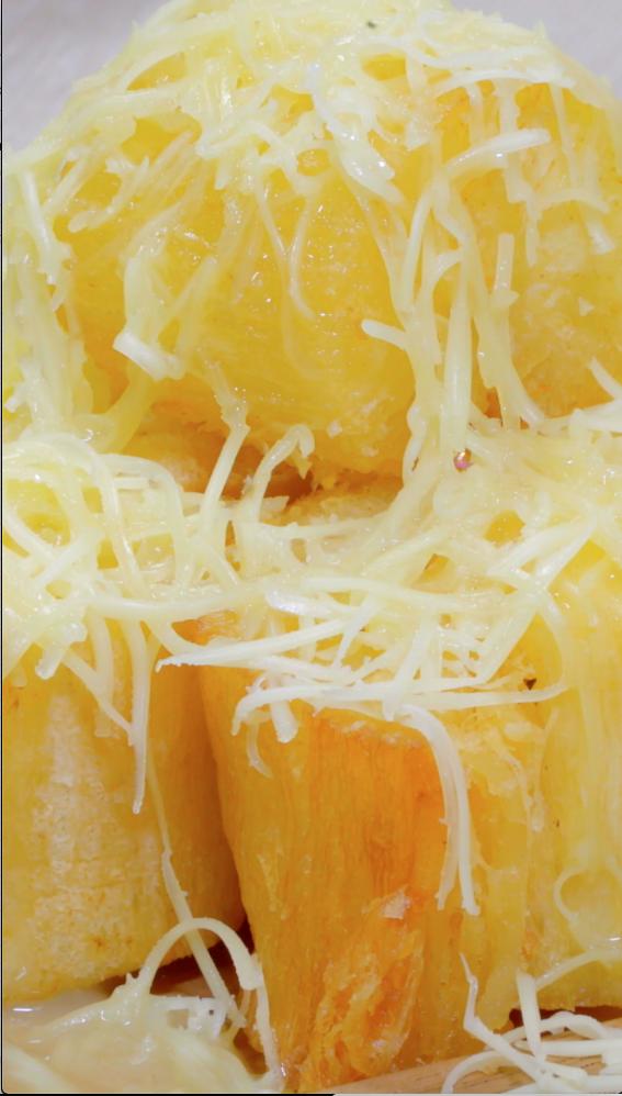 Video Resep Singkong Keju Merekah Ide Makanan Resep Masakan Simpel