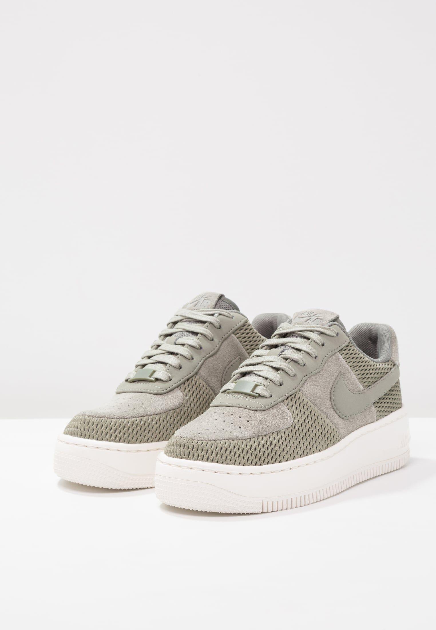 Nike Sportswear AIR FORCE 1 UPSTEP PRM Sneaker low dark