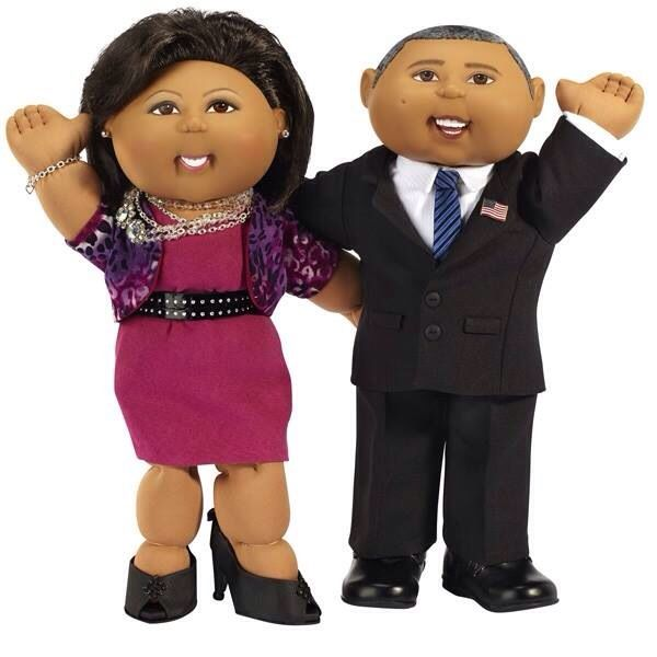 Celebrity cabbage patch dolls page 2.