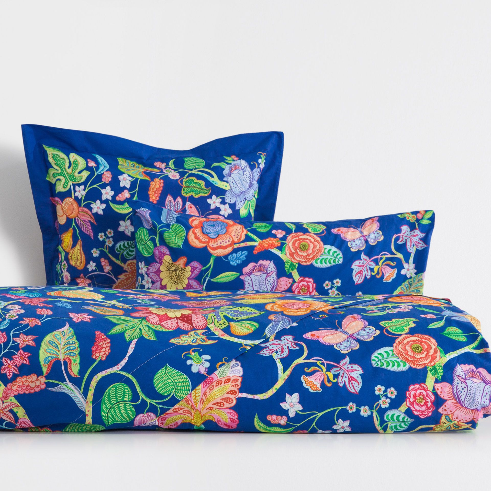 Image 1 of the product Blue Digital Print Duvet Cover
