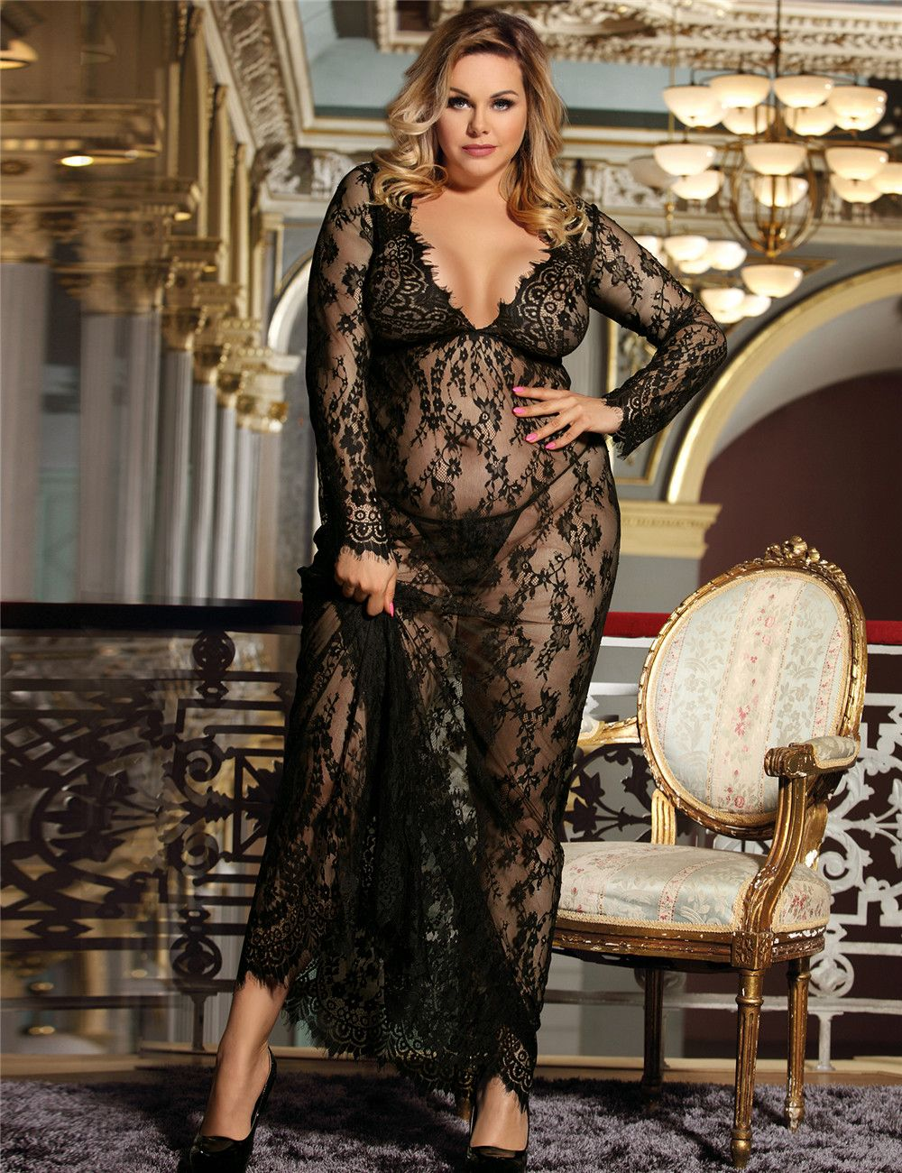 132a81d5937 Wholesale Plus Size Lingerie