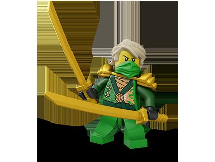 LEGO.com Ninjago Characters - Rebooted - Lloyd | Lego Ninja ...