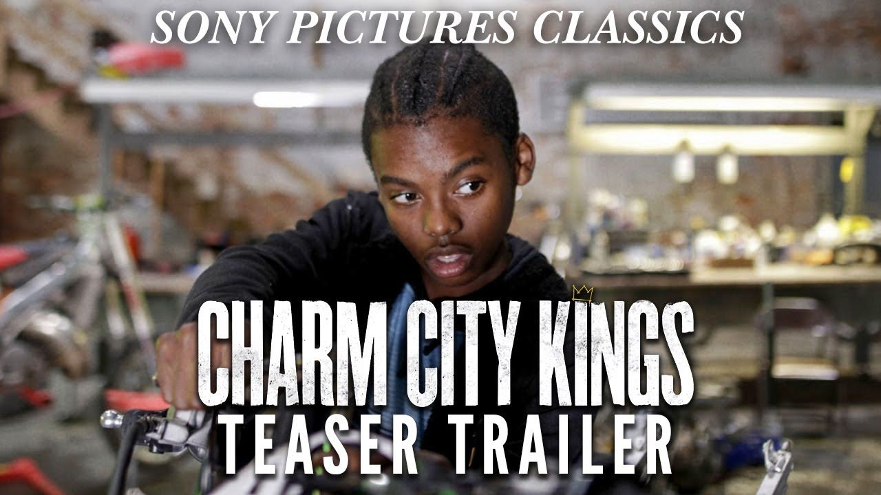 Charm City Kings Teaser Trailer 2020 In 2020 Sony Pictures Classics Tv Spot Sony Pictures