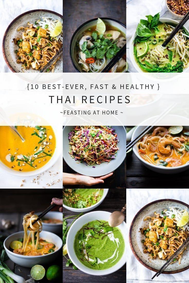 healthy thai food dishes