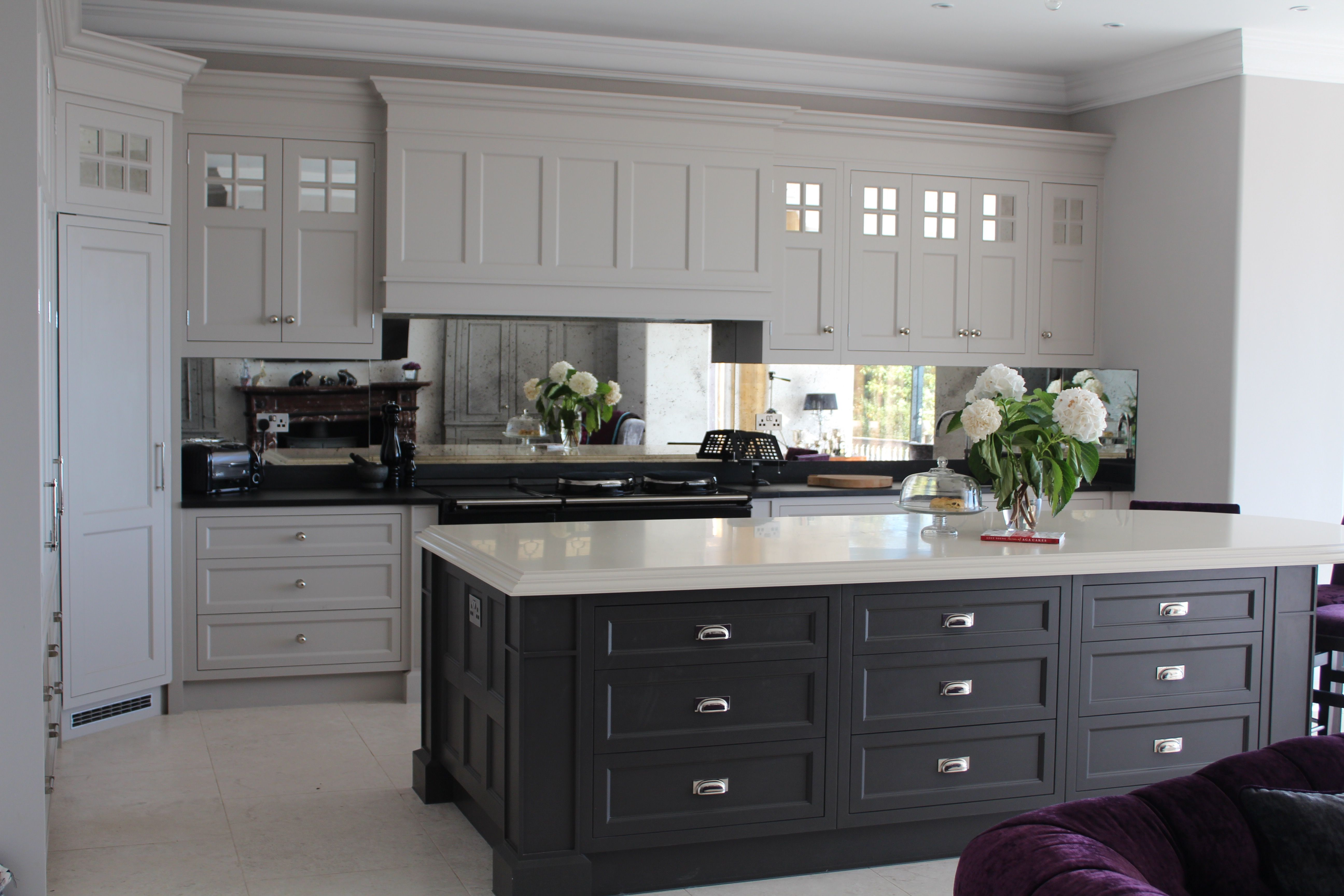 Kitchen By Vicky Watson For Richard Baker Furniture