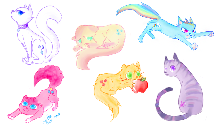 mlp cats | My little pony drawing, My little pony comic, My little pony  wallpaper