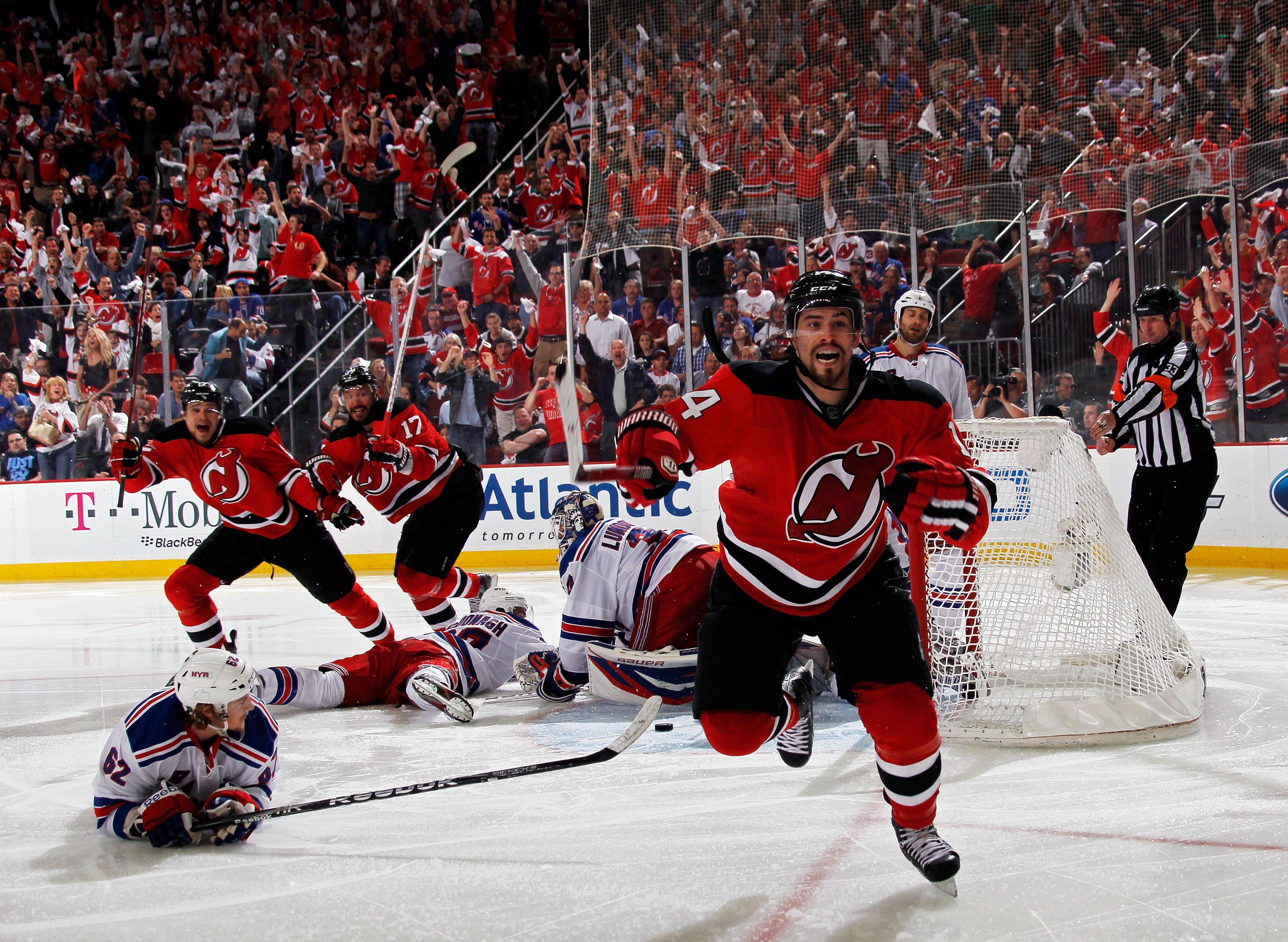 7b45d1165 Season ends for NY Rangers as Adam Henrique lifts NJ Devils into ...