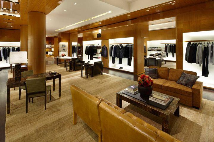 Louis Vuitton Interior Louis Vuitton Storepeter Marino London Bond Street Store .