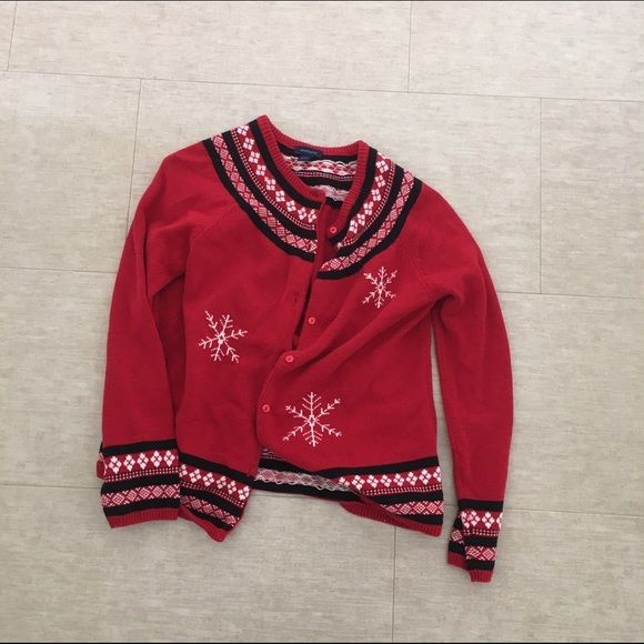 Ugly Christmas Sweater Not Old Navy Used For Exposure Old Navy