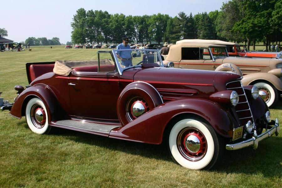 """IMCDb.org: 1936 Pontiac De Luxe Eight Cabriolet in """"Town on Trial ..."""