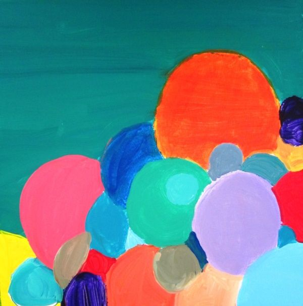 90 Easy Abstract Painting Ideas that look Totally Awesome ...