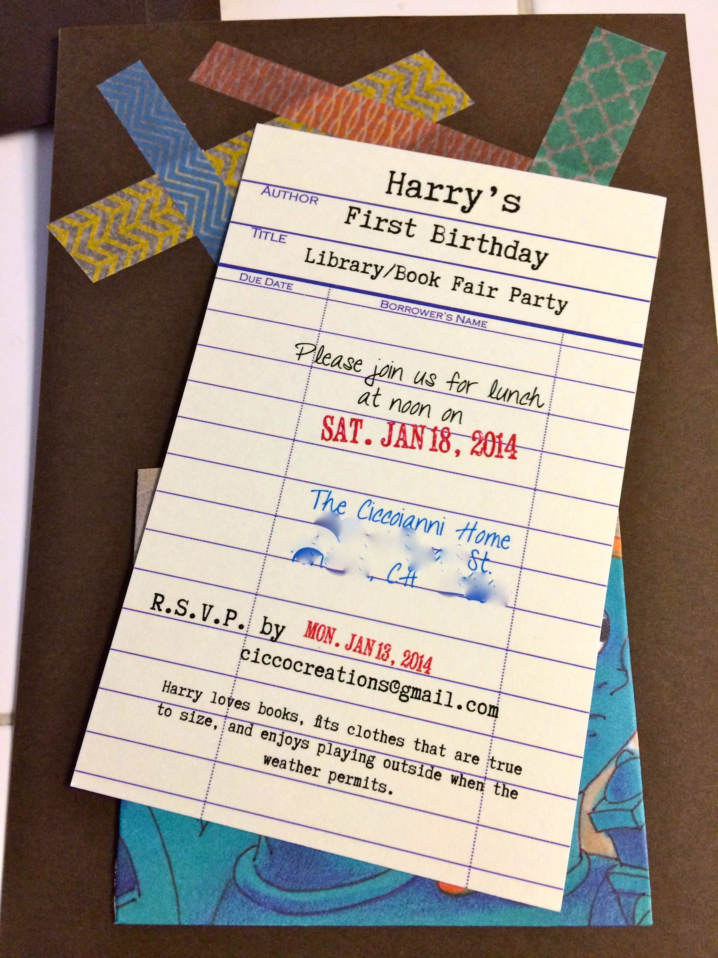 Pin By Kelley Keimig On Work Stuff Book Birthday Parties Book Themed Party Book Themed Birthday Party