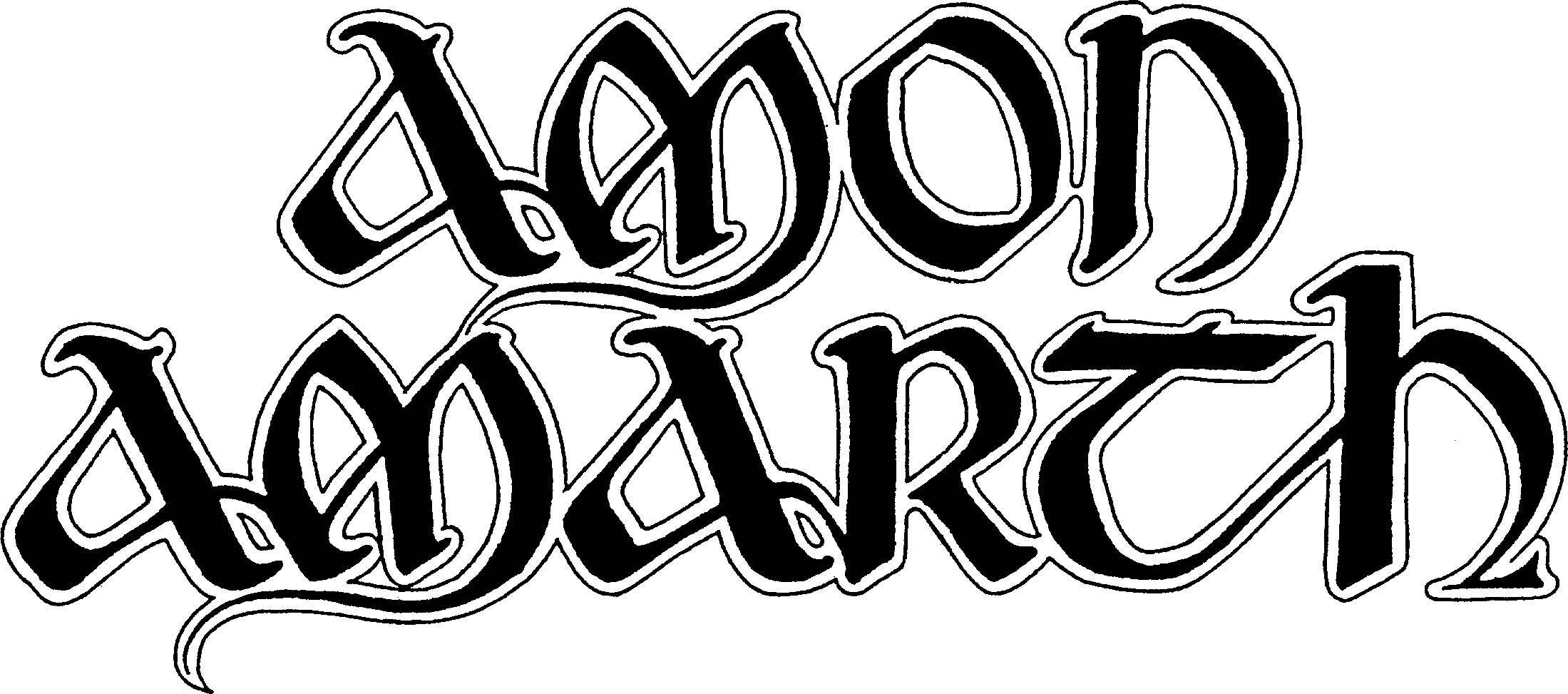 Amon Amarth Mens Logo
