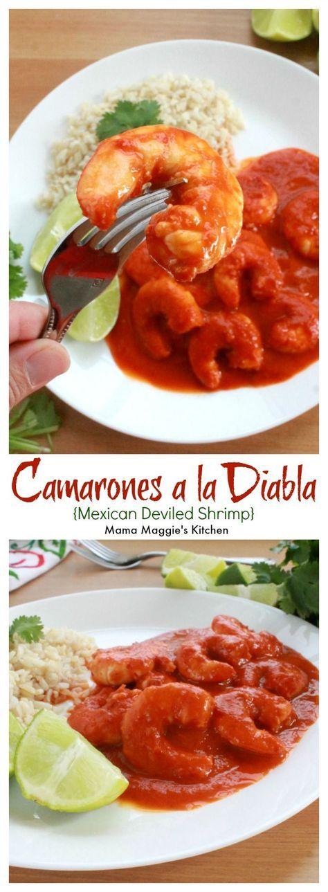 Camarones a la diabla or mexican deviled shrimp is spicy food at food forumfinder Gallery
