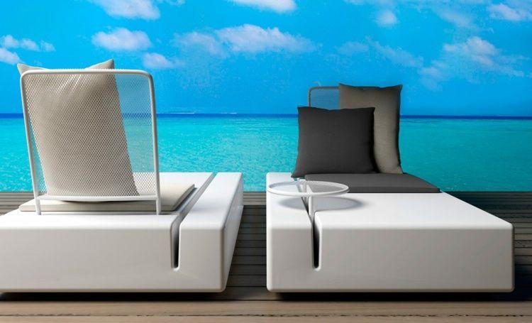 Outdoor Loungemobel 20 Modelle Verschiedener Designer Lounge