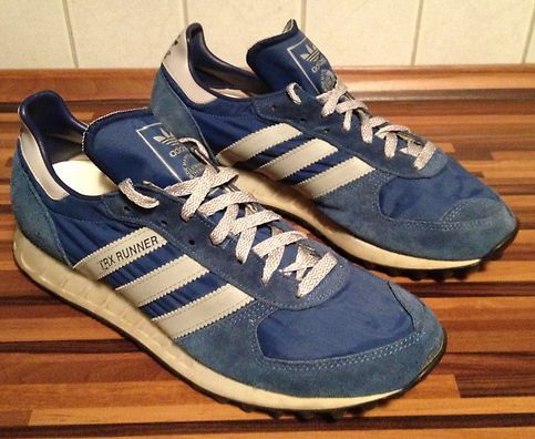 7af02d2f8f91 Adidas TRX Runner West Germany