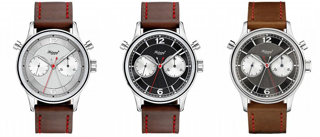 Habring² Doppel 3 Reviewed - Monochrome Watches