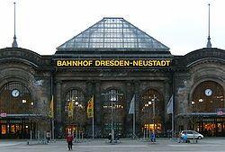 Dresden-Neustadt Bahnhof