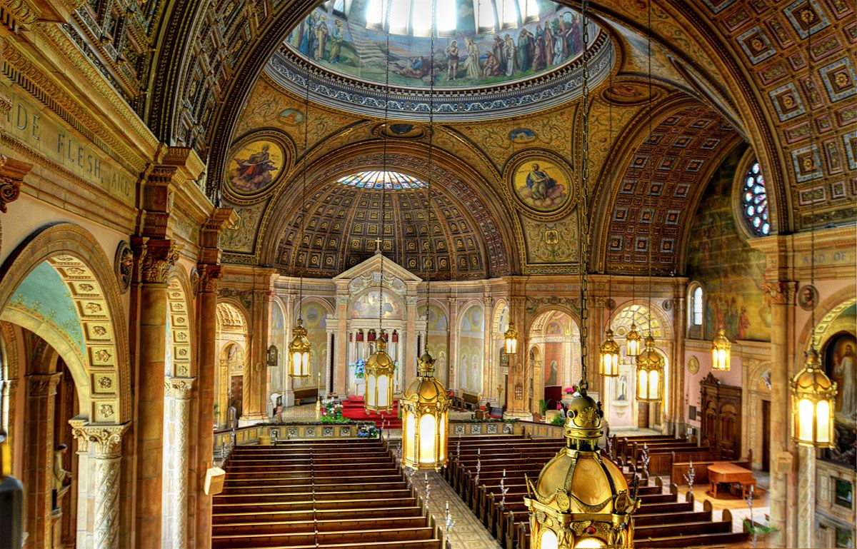 Pin by Martha Gonzalez on Churches (With images) Buffalo