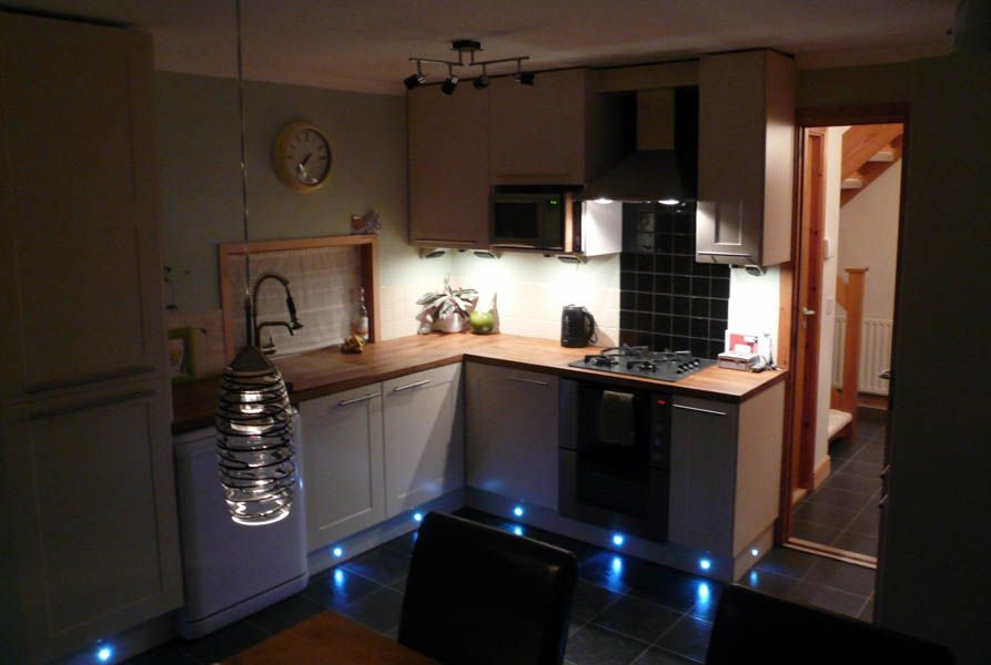 kitchen lighting led h