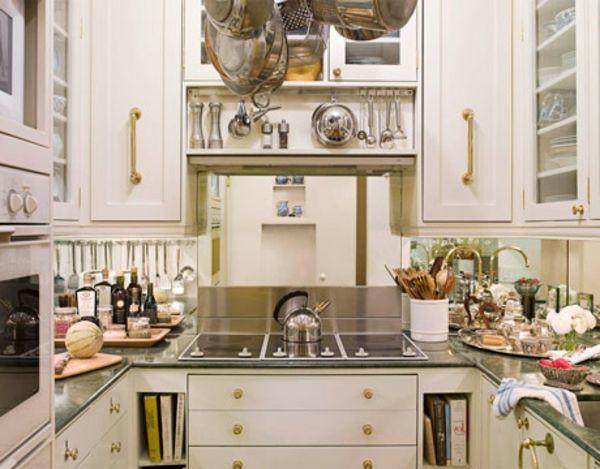 comment amenager une petite cuisine amenager petite cuisine vintage ivoire couleur usteniles