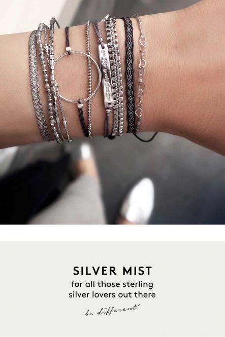 niebla plateada antracita plateada comprar joyas excepcionales en línea
