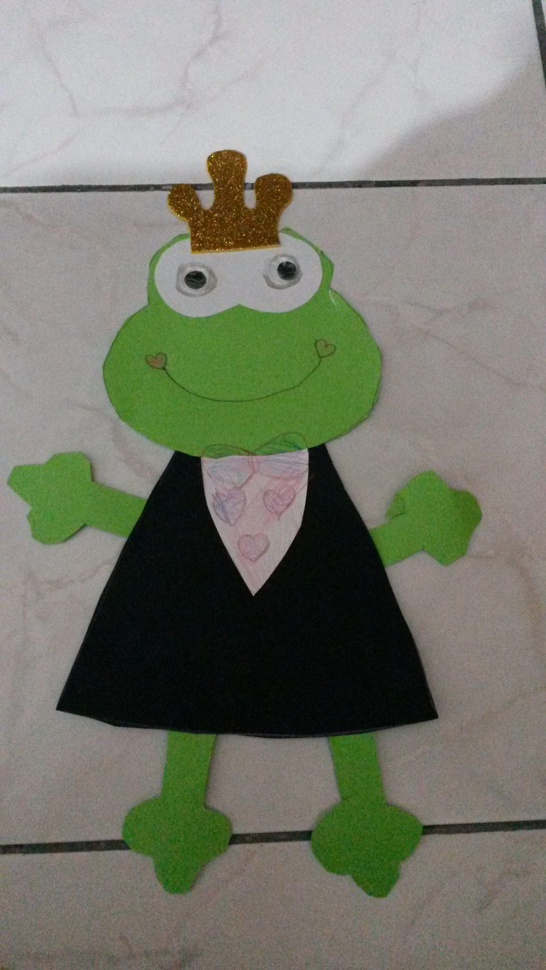 Kurbağa Prens Okul öncesi Sanat Etkinlikleri Kids Rugs Rugs Ve