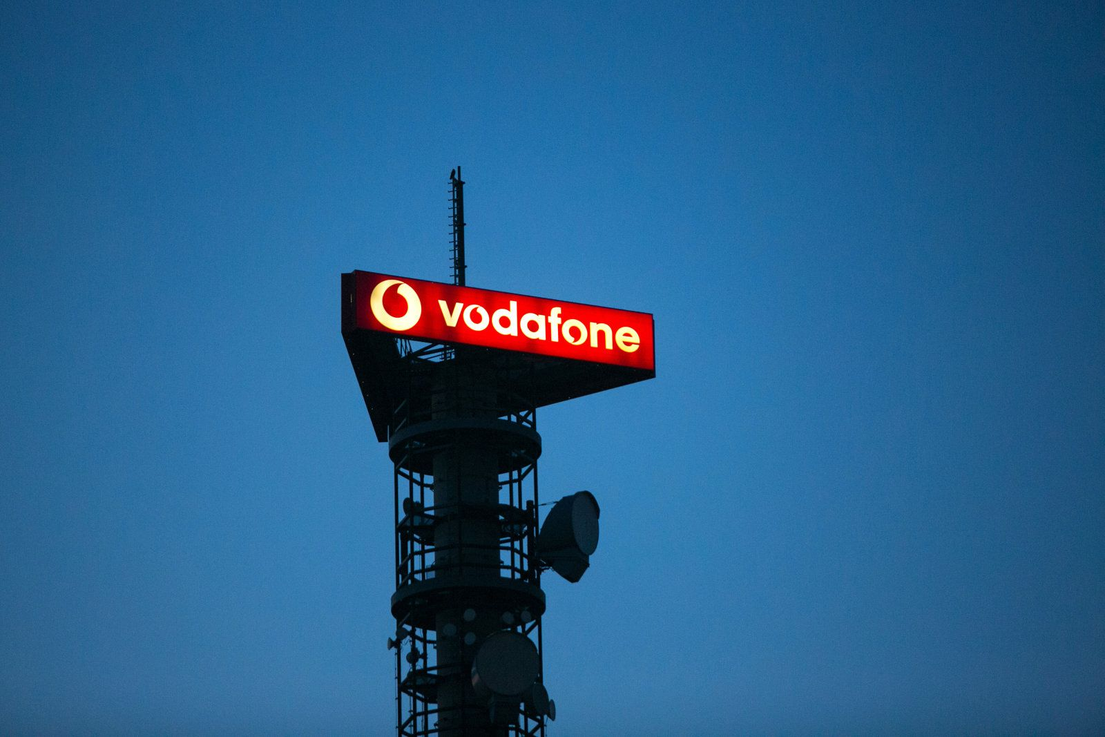 Vodafone fined £4.6m after PAYG top-up fails (With images ...