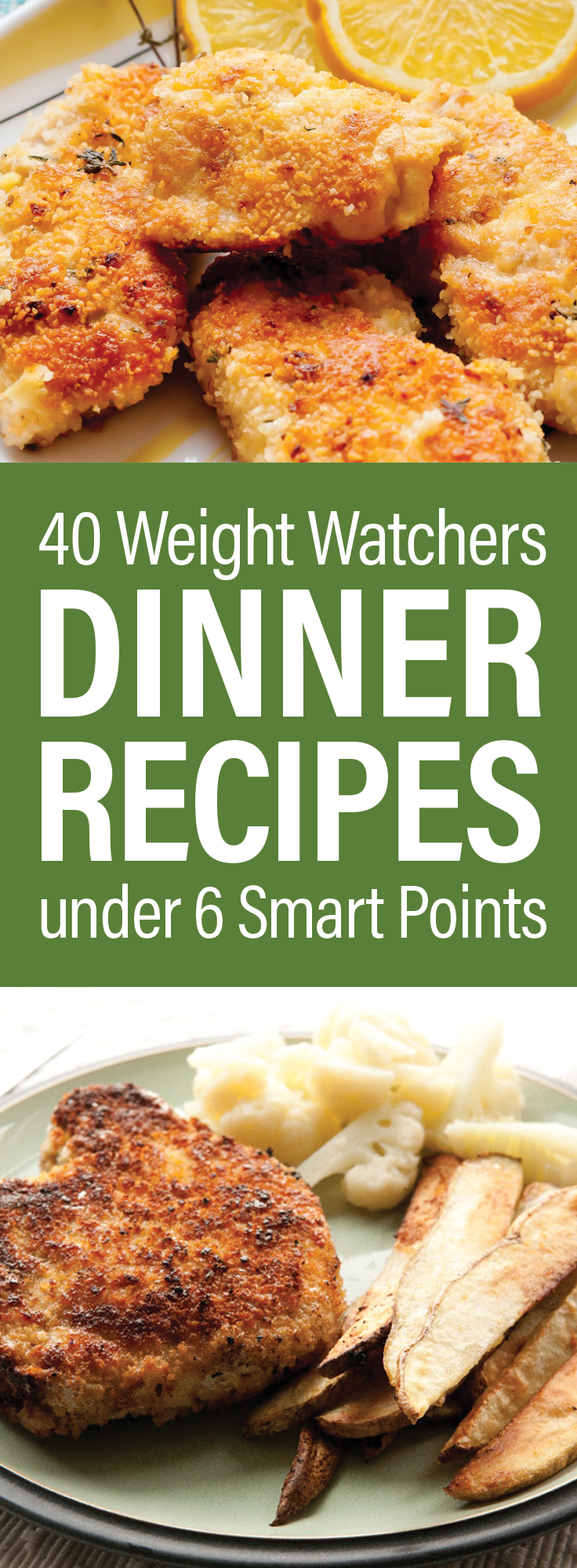 40 Weight Watchers Dinner Recipes Under 6 SmartPoints Including Lemon And Herb Shrimp Baked Egg Drop Soup Cheese Souffle Pork Chops