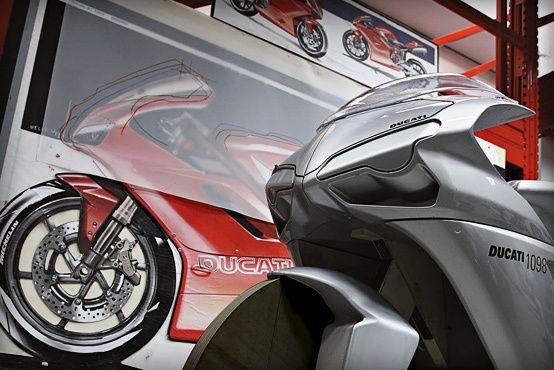 Ducati design En
