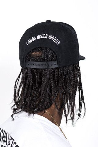 485538cf76f Traplord Crest Snapback Cap