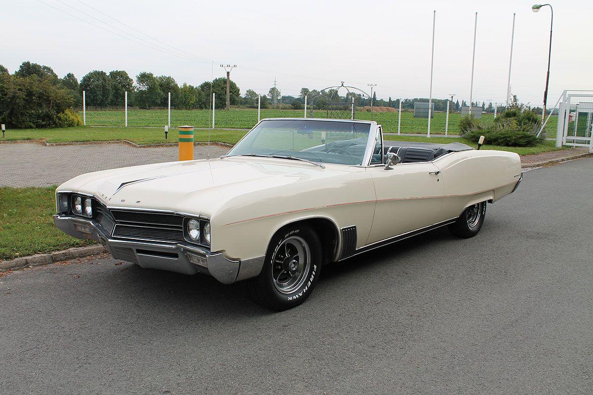 1967 Buick Wildcat Convertible Bilar