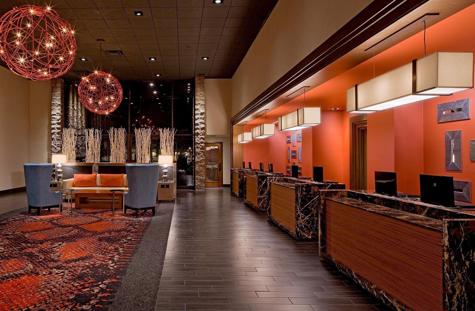 Hotel Lobby-Color!