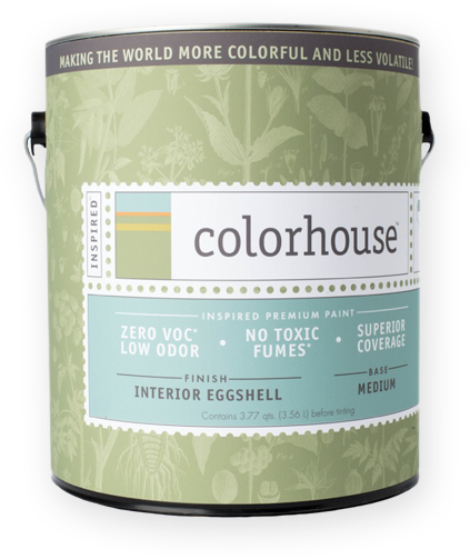 Colorhouse Paints Contain No Vocs Volatile Organic Compounds Toxic Fumes Haps Free Reproductive Toxins And Chemical Solvents