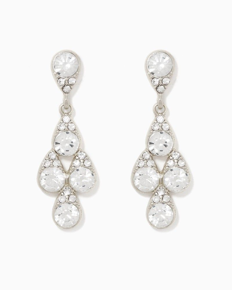 charming charlie Marlow Chandelier Earrings UPC 400000161020