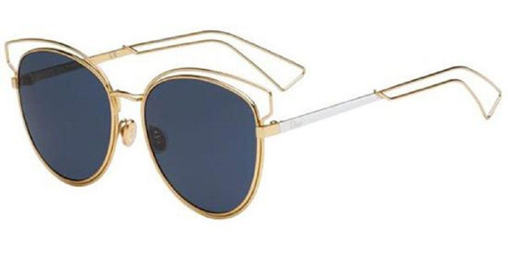 8e294728eb Christian Dior Sideral 2 Rose Gold White Temple Color J9h Sunglasses ...