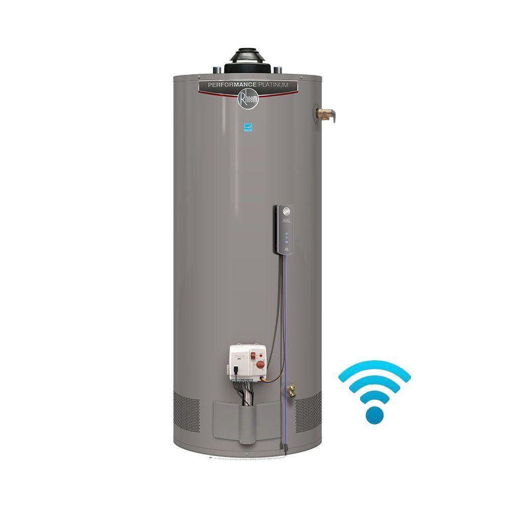 Performance Platinum 50 Gal. Short 12 Year 36,000 BTU Energy Star Liquid Propane Water Heater