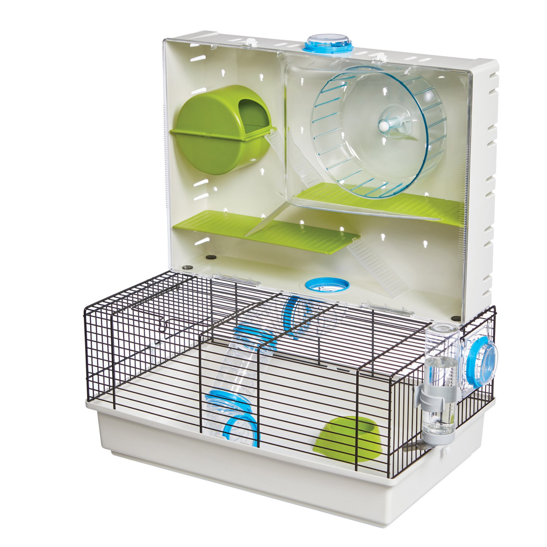 Midwest Homes For Pets Critterville Arcade Hamster Home Cool
