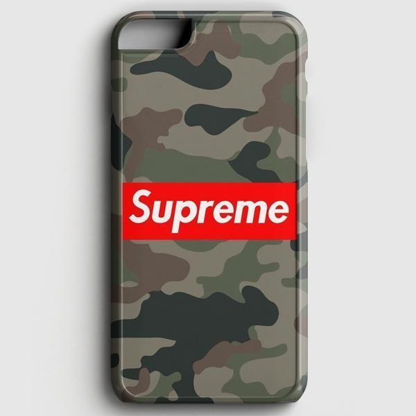 coque d'iphone 8 supreme
